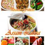 """星期五午餐聚会:享用""""Assam Laksa、炸虾煎及其他""""(14/10/16)"""